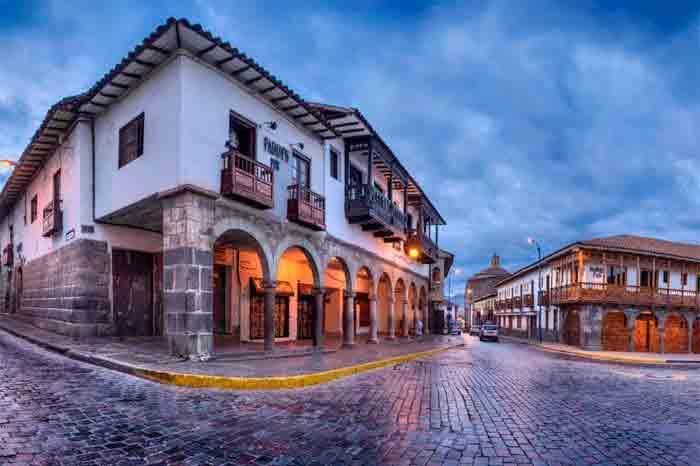 Tour por la ciudad de Cusco – Medio Día