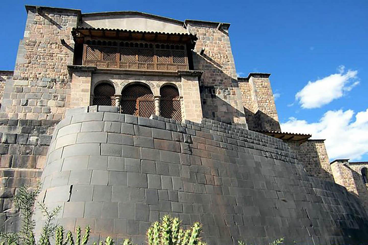 Qoricancha the temple of the sun