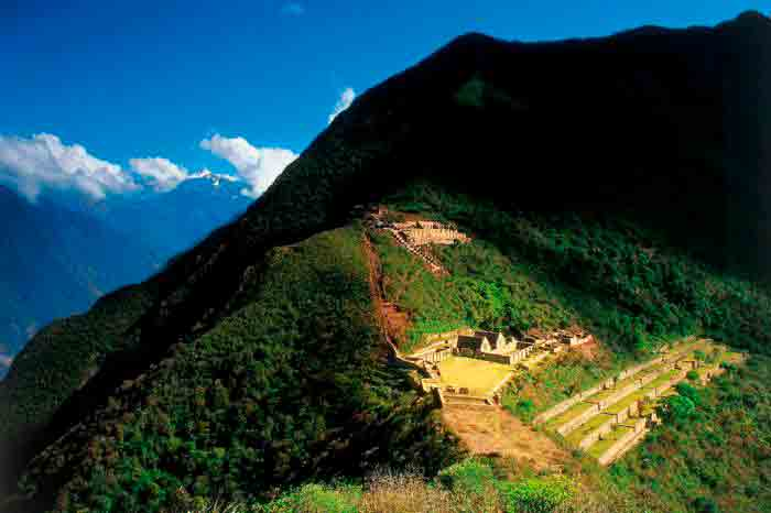 Choquequirao Trek 4 Days The Lost City of The Inkas