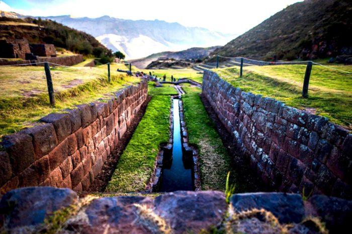 Valle sur de los Inkas