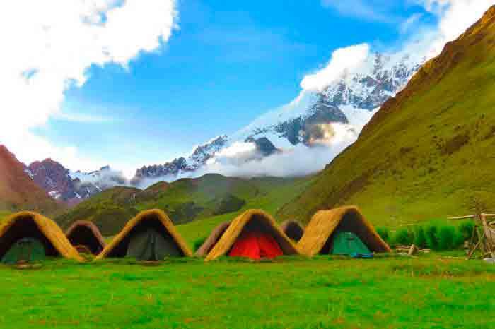 Caminata Salkantay a Machu Picchu en 5 Días