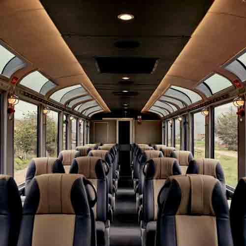 Tour to Machu Picchu by Train 360