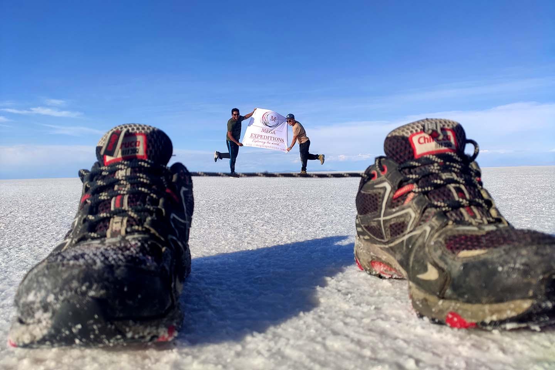 Uyuni salt flat full day Tour