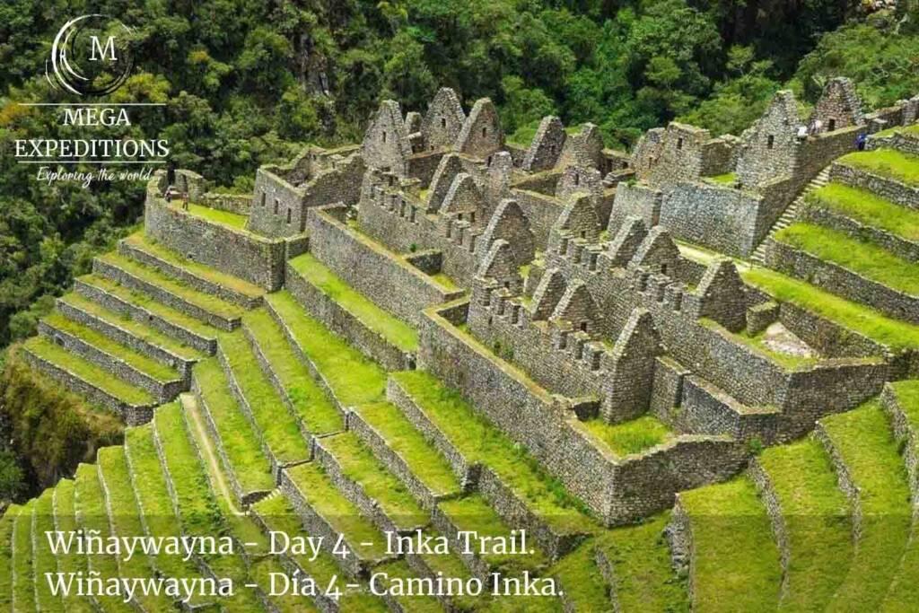 Wiñay wayna in the Inka trail