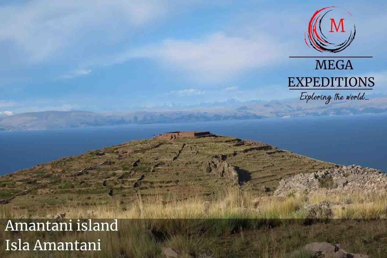 Amantani island Isla Amantani