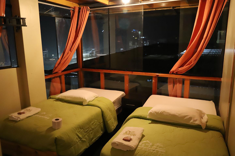 Hotel in Aguas calientes Machu Picchu