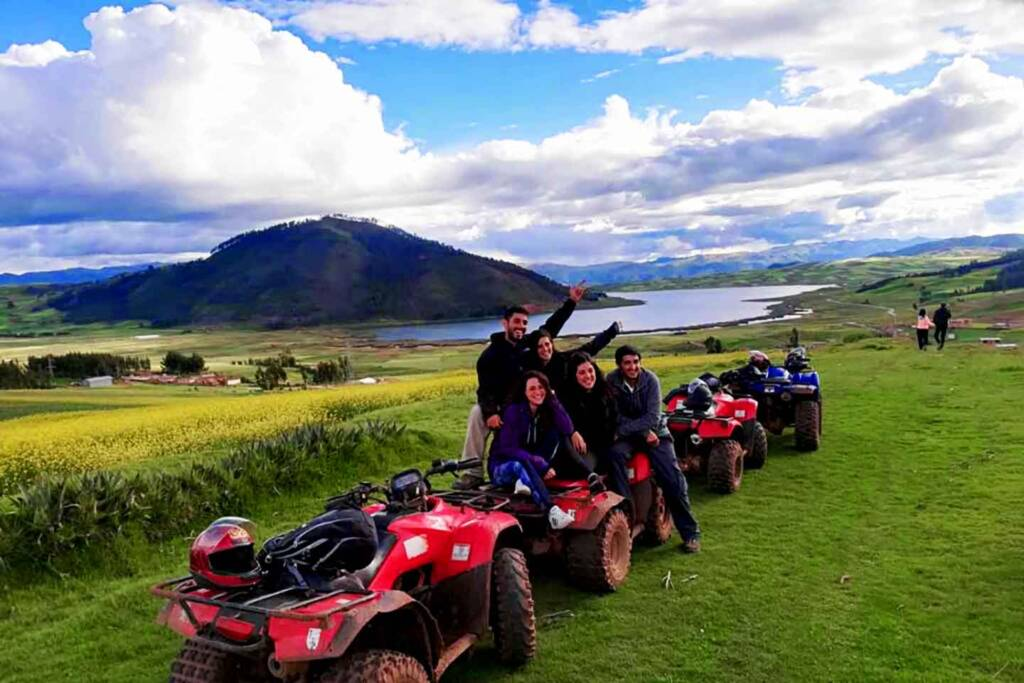 Quad Bikes ATV in the Sacred Valley tour