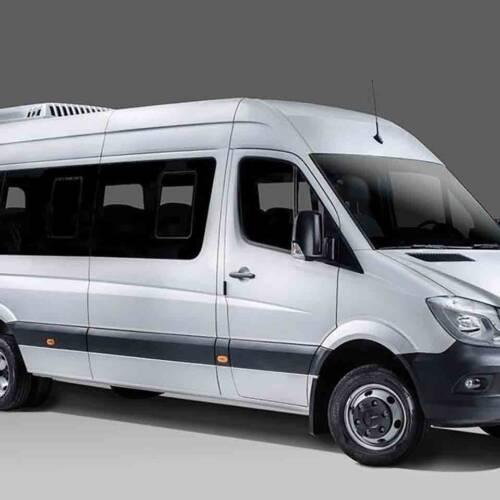 MINIVAN tour to Machupicchu by car